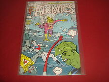 THE ATOMICS #15 Mike Allred  AAAPop Comics NM 2005