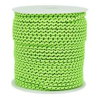 Outdoor 50m 2.5mm Reflective Survival Rescue Umbrella Rope Camping Paracord Cord