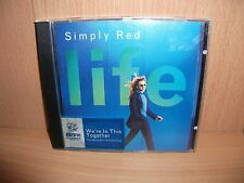 Simply Red - Life (1995)..CD..VG Used..
