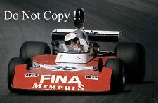 Dieter Quester Surtees TS16 Austrian Grand Prix 1974 Photograph