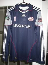 New England Revolution Tierney 2010 Game-Used/Worn MLS Soccer Jersey LOA, Auto.