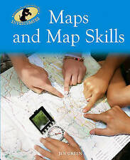Maps and Map Skills (The Geography Detective Investigates) by Green, Jen