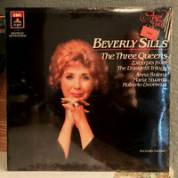 """BEVERLY SILLS - The Three Queens - 12"""" Vinyl Record LP - SEALED"""