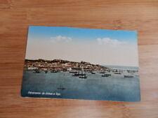 Early Postcard - Panorama de Lisboa e Tejo - Lisbon Portugal