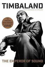 The Greatest by Timbaland (2015, Hardcover)