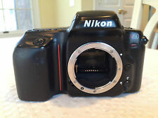 NIKON N50 35MM SLR CAMERA BODY ONLY