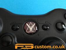 Custom Xbox 360 * halo * Noble logotipo * guía botón