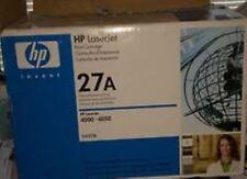 GENUINE NEW HP C4127A Toner Cartridge 27A FREE SHIP!