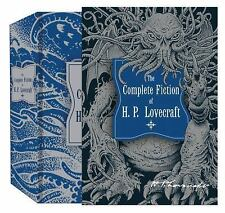 COMPLETE WORKS OF H. P. LOVECRAFT - NEW HARDCOVER BOOK