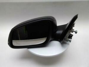 BMW 1 Series F20 2011-15 Black Sapphire N/S Passenger Electric Door Mirror