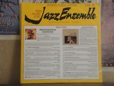 JENSON PUBLICATIONS NEW MUSIC FOR JAZZ ENSEMBLE VOL IX - LP JP-3800