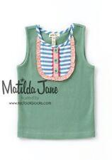 girls MATILDA JANE Happy & Free Arcade Cookie Tank size 6 EUC