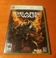 Gears Of War Microsoft Xbox 360 Epic Games