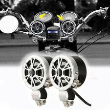 Motorcycle Bike Handlebar Audio System FM Radio MP3 Stereo 2 Speaker for Honda