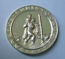 Sanctus Christophorus / Saint Christopher Silver Medal