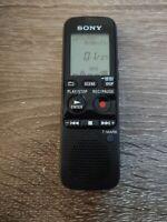 Sony ICD-PX312 Black Flash Digital Handheld IC Recorder Used