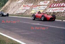 Mike Hawthorn Ferrari 801 French Grand Prix 1957 Photograph 1