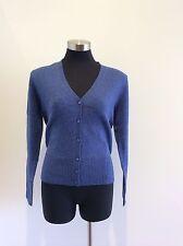 Genres Pure Merino Wool Ladies' Cardigan - 10 Colour Choices