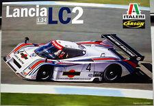 1983 Lancia LC2 Martini Gruppe C 1:24 Italeri 3641 wieder neu 2020