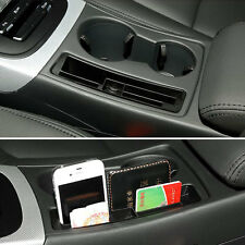 ARMREST CAR CARD SLOT DRINK CUP HOLDER  COIN ORGANISER FIT FOR AUDI A4 A5 S4 B8