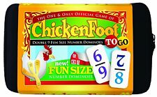 "Puremco Chickenfoot To Go Number Dominoes Travel Game Sized for 18"" and AG Dolls"