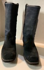 Dingo Blue Jean Cowboy Boots Size 8 1/2 D IN GREAT CONDITION