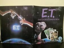 ALBUM FIGURINE PANINI  E. T. THE EXTRA-TERRESTRE 80 COMPLETO 1982 C.Rambaldi