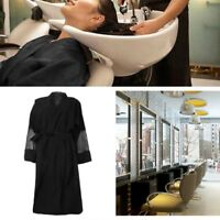Fashion Barber Kimono Gown Robe Haircutting Salon Apron Waterproof Anti-static