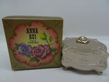 ANNA SUI LOOSE FACE POWDER 0.88 oz/ 25g  #200 NIB