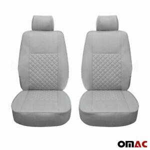 Sitzbezug Sitzbezüg Kunstleder für VW T4 Multivan Caravelle California Grau 1+1