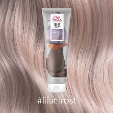 WELLA PROFESSIONALS Color Fresh Mask ~ Lilac Frost Colour Depositing Mask 150ml