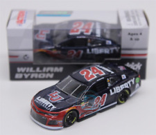 NEW NASCAR 2018 WILLIAM BYRON #24 LIBERTY UNIVERSITY 1/64 CAR