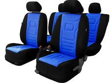 Sitzbezüge Schonbezüge LUX passend für Dacia blau