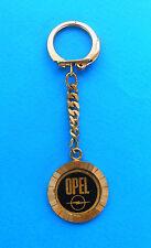 OPEL  - nice rare vintage metal keychain * Germany car automobil