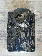 Hugo Boss Slim Fit Hemd Langarm Gr. 39 Schwarz