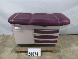 Krankenliege Behandlungsliege Sanitätsliege Massageliege Ruheraumliege #28074