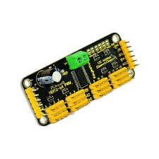 Keyestudio 16-Channel SERVO Driver Board with12-BIT PWM-12C Interface Arduino