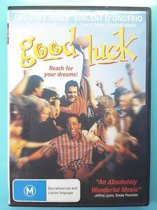 Good Luck DVD - Wheelchair & Blind Heartwarming