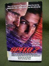 Speed 2 Cruise Control by Jan De Bont & Randall McCormick (1997, Paperback)