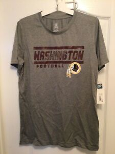Washington Redskins T-shirt Gray Boys Youth Choose Size §P6