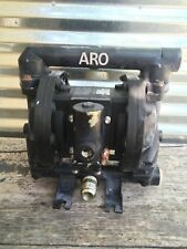 Aro Ingersoll Rand Pd10a Aap Ggg 1 Aluminum Double Diaphragm Pump Air Operated