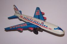 Twa Japanese Tin Toy Airplane #23 Japan Vintage