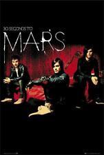 Thirty SECONDS TO MARS: Rosso-Maxi poster 61cm x 91.5cm NUOVO e SIGILLATO
