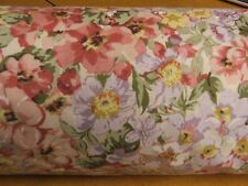 Cotton floral fabric Dorma Morgashel country diary collection sold by the metre