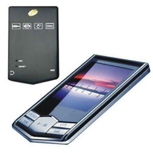 8GB 1.8 Inch TFT LCD Display MP3 MP4 Player FM Radio Voice Recording Black