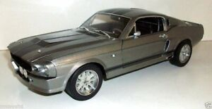 GREENLIGHT 1/18 - 12909 1967 SHELBY MUSTANG 'ELEANOR' GONE IN 60 SECONDS