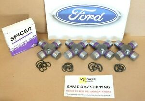 Ford F150 2008-2014 Front And Rear Driveline U joint Kit