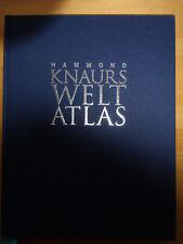 Hammond Knaurs Weltatlas