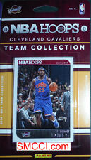 Cleveland Cavaliers 2014 2015 Hoops Factory Team Set Kyrie Irving Lebron James