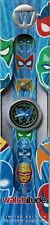 Superhero Slap On Watch #416 Watchitude Band Super Hero E-Z set Watch New In Box